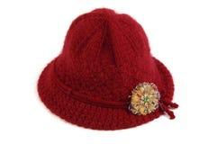 De hoed van de vrouw Royalty-vrije Stock Foto