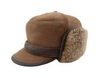 De hoed van de winter Stock Foto