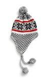 De hoed van de winter Royalty-vrije Stock Fotografie