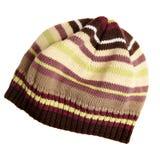 De hoed van de wol royalty-vrije stock afbeelding