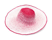 De hoed van de zomer stock foto's