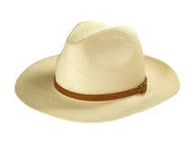 De hoed van de zomer stock afbeelding