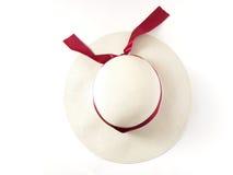 De hoed van de zomer (hoeden) Stock Afbeelding