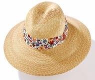 De hoed van de zon Stock Foto's