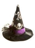 De hoed van Halloween Royalty-vrije Stock Afbeeldingen