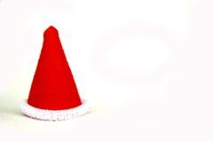De hoed van het elf royalty-vrije stock foto
