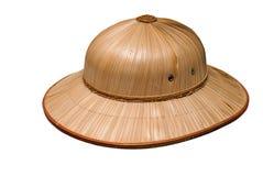De hoed van het merg Royalty-vrije Stock Afbeeldingen