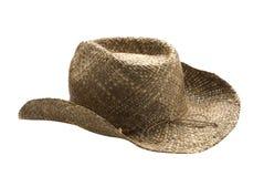 De hoed van het stro Royalty-vrije Stock Afbeelding