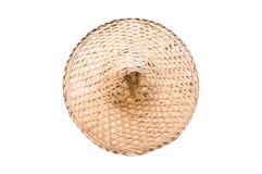 De hoed van het weefsel Royalty-vrije Stock Afbeeldingen