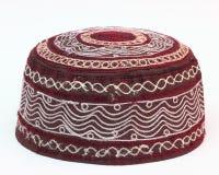 De hoed van Kopiah Stock Foto