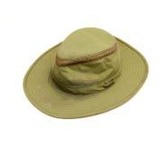 De hoed van mensen Royalty-vrije Stock Foto's