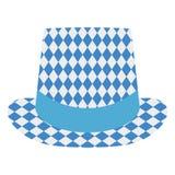 De hoed van Oktoberfest royalty-vrije illustratie