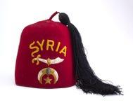De Hoed van Syrië Stock Afbeeldingen