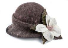 De hoed van vrouwen Stock Fotografie