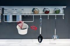 De hoek van de keuken Royalty-vrije Stock Foto