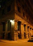 De hoek van de straat Royalty-vrije Stock Afbeeldingen