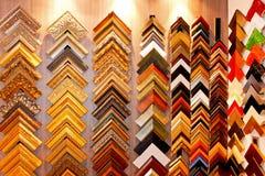 De hoeken van het frame royalty-vrije stock fotografie