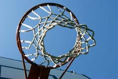 De hoepel van het basketbal Royalty-vrije Stock Foto