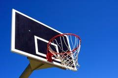 De hoepel van het basketbal Stock Fotografie
