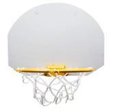 De hoepel van het basketbal Stock Foto