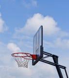De hoepel van het basketbal Stock Afbeelding