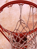De hoepel van het basketbal royalty-vrije stock fotografie