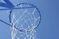 De hoepel van het basketbal. Royalty-vrije Stock Foto