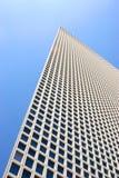 De hoge bouw Royalty-vrije Stock Foto's