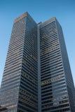 De hoge bouw van het stijgingsbureau Stock Foto