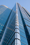 De hoge bouw van het stijgingsbureau Royalty-vrije Stock Foto's