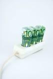 De hoge Kosten van de Elektriciteit Royalty-vrije Stock Foto's