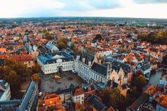 De hoge mening van Brugge Royalty-vrije Stock Afbeelding