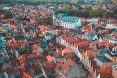 De hoge mening van Brugge Royalty-vrije Stock Afbeeldingen