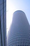 De hoge moderne bouw Royalty-vrije Stock Afbeeldingen