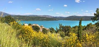 De hoge Provence, Frankrijk Royalty-vrije Stock Afbeeldingen