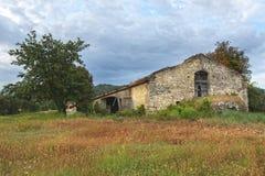 De hoge Provence, Frankrijk Stock Afbeelding