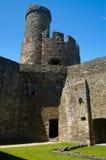 De hoge toren van conway Royalty-vrije Stock Afbeelding