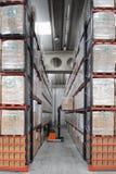 De hoge vrachtwagen van de liftruiter Royalty-vrije Stock Foto