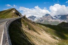 De hoge Weg van de Berg Stock Foto's