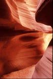De hogere Canion van de Antilope Royalty-vrije Stock Afbeelding