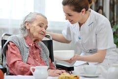 Verpleeghuis Royalty-vrije Stock Fotografie