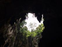 De holen van Batu Stock Afbeeldingen