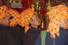 De holen van Pindaya Royalty-vrije Stock Foto's