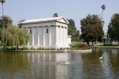 De Hollywood cementerio por siempre Foto de archivo libre de regalías