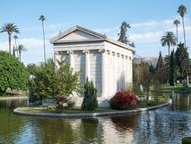De Hollywood cemitério para sempre - jardim das legendas Imagem de Stock