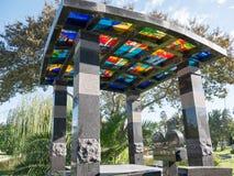 De Hollywood cemitério para sempre - jardim das legendas Imagem de Stock Royalty Free