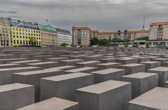 De Holocaust Herdenkingsberlijn duitsland stock foto