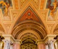 De Hongaarse Opera Boedapest van de Staat Stock Foto