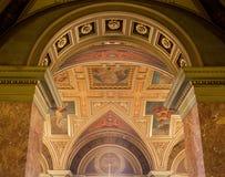De Hongaarse Opera Boedapest van de Staat Stock Afbeelding