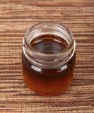 De honing van het boekweit Stock Afbeeldingen